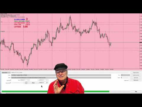 Forex Coding And Trading... Placing Two Trades At Once.