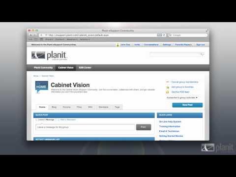 Planit eSupport Software Updates