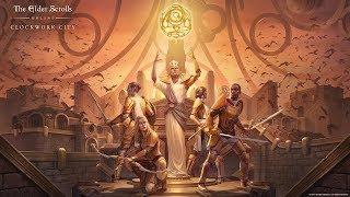 The Elder Scrolls Online: Clockwork City – All Cutscenes (Game Movie) 1080p HD
