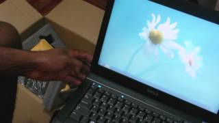 Dell Latitude E6400 Laptop : UNBOXING