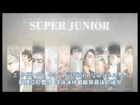[繁中字幕] SUPER JUNIOR - Bittersweet