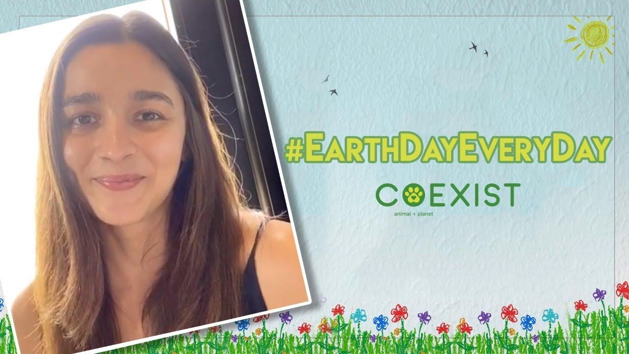 Alia Bhatt's Poem for #EarthDayEveryDay | Alia Bhatt