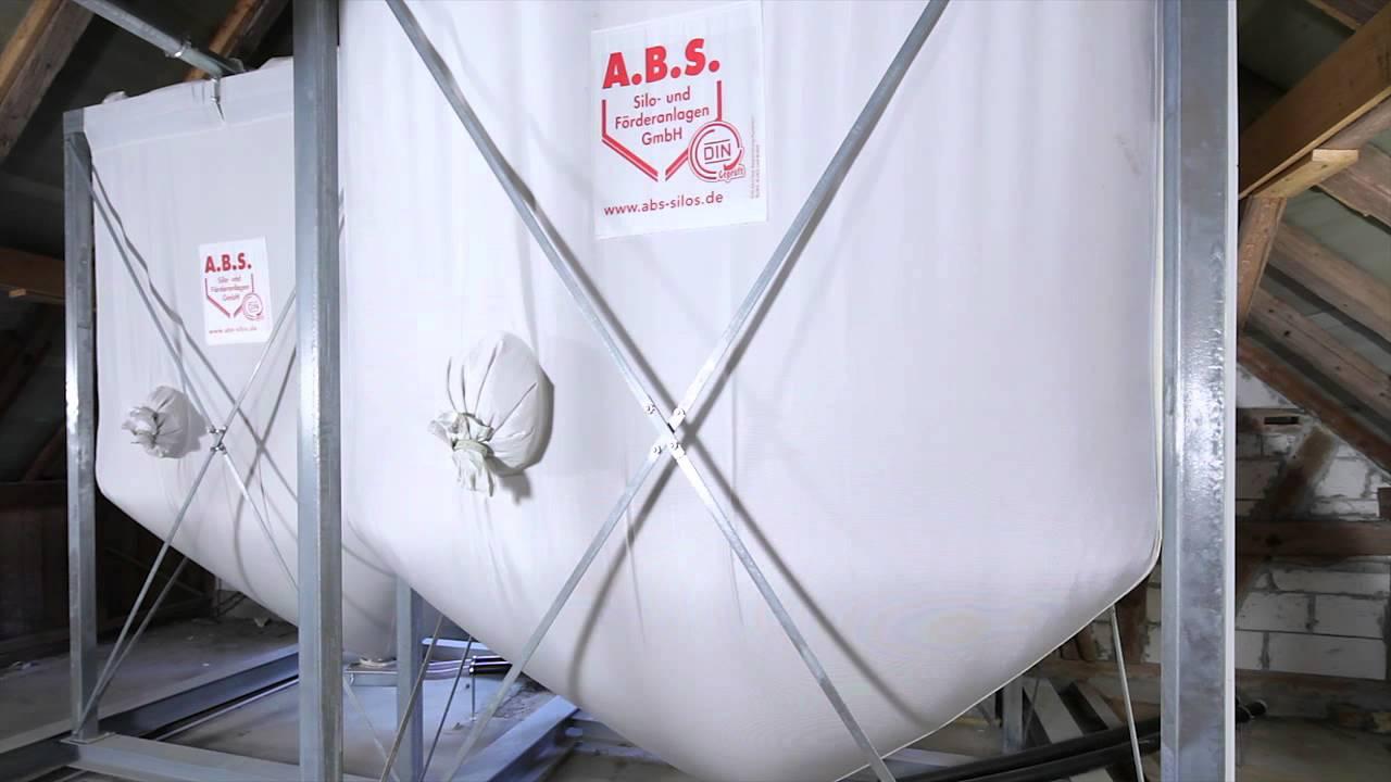 syst mes de silos flexibles pour le stockage de granul s