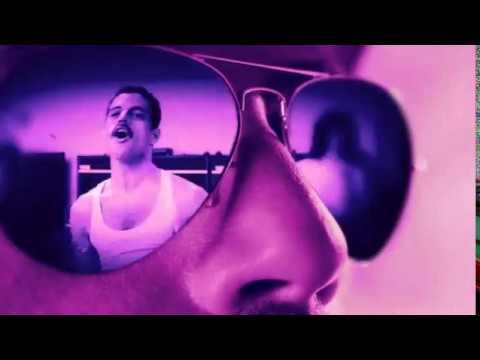 34238df10cf BOHEMIAN RHAPSODY (thru Freddie Mercury s Sunglasses) - NEW ALT CLIP - 8  AUG 2018