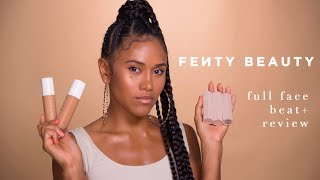 FENTY BEAUTY | FULL FACE BEAT,  IMPRESSIONS + REVIEW thumbnail