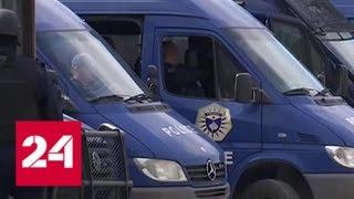 Смотреть видео Президент Сербии будет просить поддержки Кремля во вновь разгорающемся конфликте на Балканах - Рос… онлайн