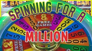 💵 $1,000,000 Wheel Of Fortune ✦ Trying our Luck at the Airport! ✦ McCarran Airport ✈