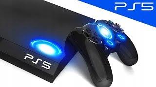 Oto PlayStation 5!  Rewolucja i Gry w 8K