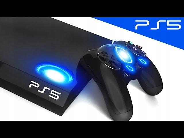 Oto PlayStation 5! 🔥 Rewolucja i Gry w 8K