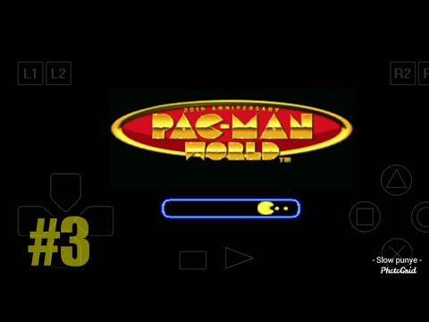Ps1 Pac Man World (Sony PlayStation)  Playthrough Part 3