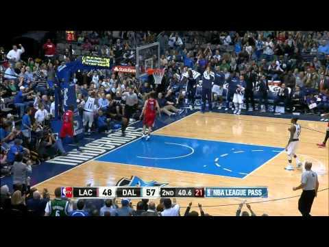 Los Angeles Clippers vs Dallas Mavericks | March 13, 2015 | NBA 2014-15 Season