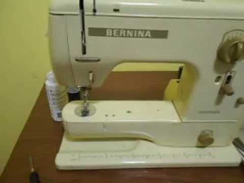 Bernina 40 Oiling YouTube Stunning Best Oil For Bernina Sewing Machine