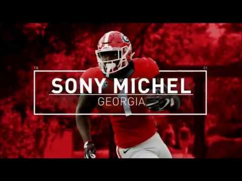 Sony Michel || Senior Highlights 2017