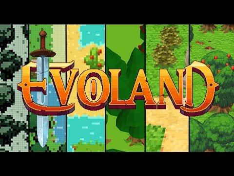 Игра в которой нужно прокачивать саму игру #2    |Evoland|