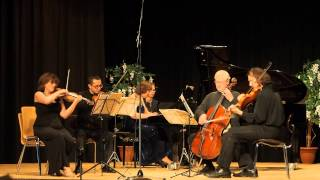 Shostakovich - Piano Quintet Op.57 - 3-Scherzo Allegretto (3/4)