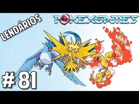 POKEXGAMES #81 - Articuno, Zapdos & Moltres ! Ft. Mini Bea