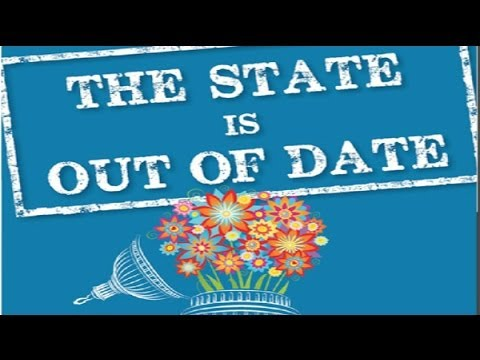 The State Is Out of Date - Gregory Sams (The justBernard Show)