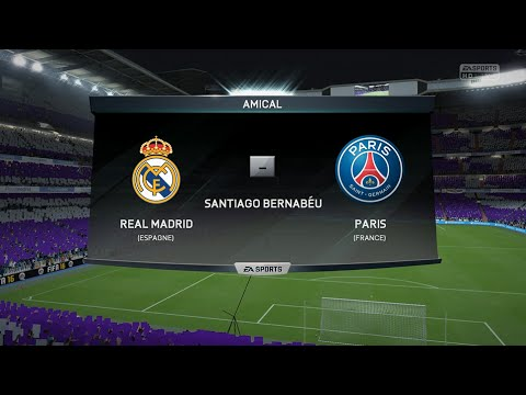 Real Madrid - Paris SG [FIFA 16] | Ligue des Champions 2015-