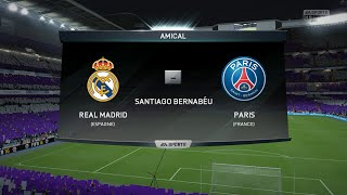 Real Madrid - Paris SG [FIFA 16] | Ligue des Champions 2015-2016 (4ème Journée) | CPU Vs. CPU