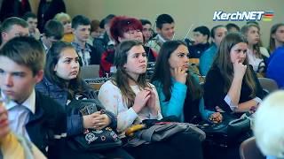 Керченских выпускников познакомили с рабочими профессиями