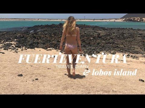 FUERTEVENTURA & LOBOS ISLAND | Travel Diaries