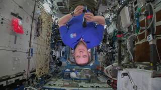 Space Station Crew Member Discusses Life in Space with Media Outlets