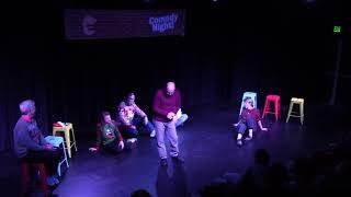 Improv Colorado-Forgetful Poet-The Subway of Life 120917
