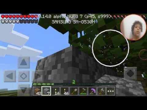 Minicraft aventuras ep 8 com webcam que legal!!!!