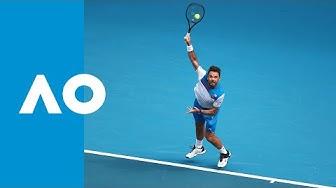 Stan Wawrinka best shots | Australian Open 2020