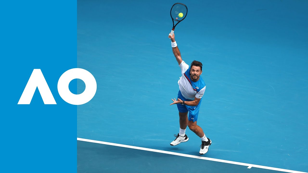 Stan Wawrinka best shots | Australian Open 2020