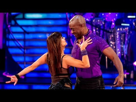 Patrick Robinson & Anya Cha Cha to Mercy - Strictly Come Dancing: 2013 - BBC One
