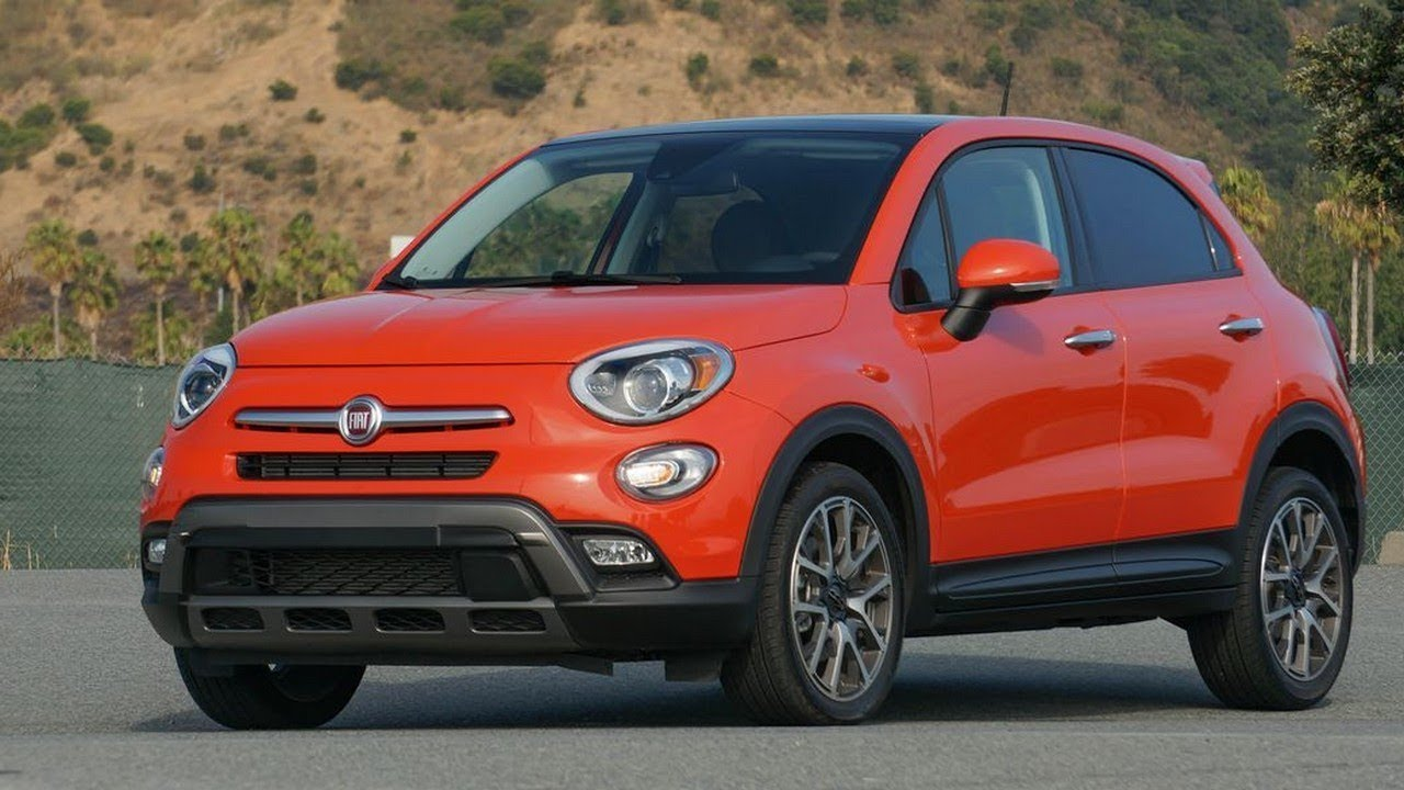 2018 fiat 500x trekking review youtube. Black Bedroom Furniture Sets. Home Design Ideas