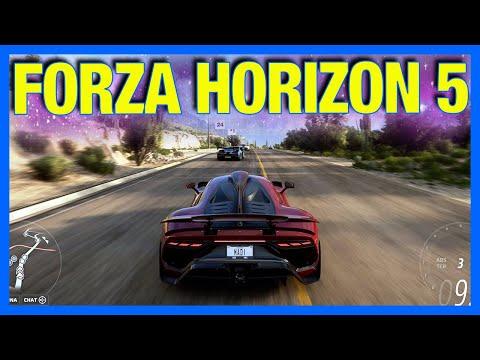 Forza Horizon 5 : Gameplay, Map & Car Customization!! (FH5 Gameplay)