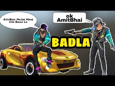 AmitBhai Ka Badla Lega AjjuBhai - AWM Best Gameplay - Garena Free Fire FT. @Total Gaming