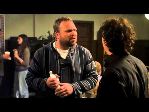 Drew Powell in Leverage Season 4 TNT