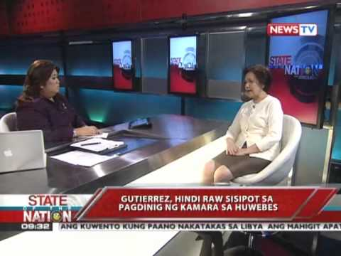 SONA - Interview with Ombudsman Merceditas Gutierrez