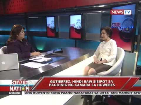 SONA - Interview with Ombudsman Merceditas Gutierrez