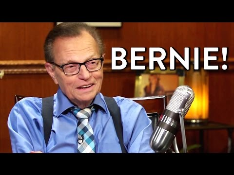 Does Bernie Sanders Have a Chance in 2016? | Larry King Interview