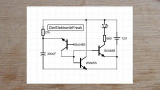Akku Erfrischer Von Der Elektronik Freak Youtube