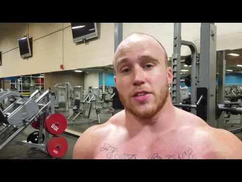 Tyler Goodling & Jared Bausch Intense Training & Advanced Nutritional Supplments