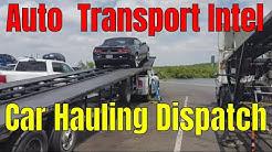 Car Hauling Dispatcher Using Load Board Central Dispatch & Cars Arrive