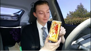 Taco Bell New Double Chalupa - Food Review