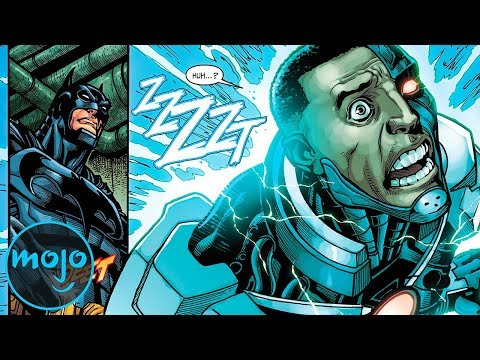 Top 10 Worst Things Batman Has Ever Done
