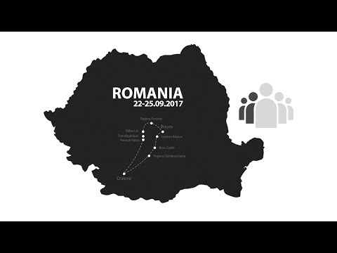 The Best Trip in the world !!! (Romania 2017 BEST)