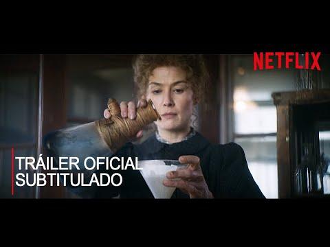 Madame Curie Netflix Tráiler Oficial subtitulado