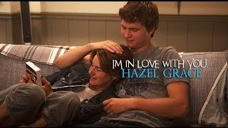 Hazel & Augustus | the fault in our stars