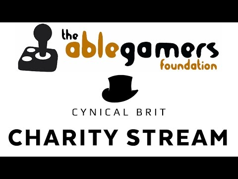 AbleGamers Charity Fundraiser VoD