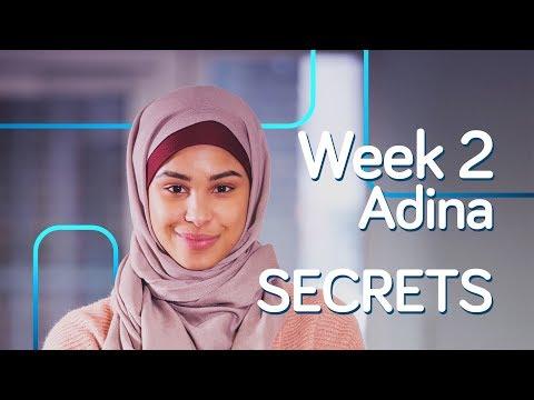 Secrets weekaflevering 2 - Adina