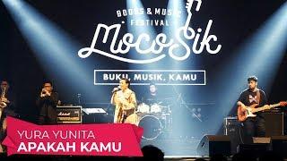 Gambar cover Yura Yunita - Apakah Kamu (LIVE AT MOCOSIK FESTIVAL 2019 YOGYAKARTA)