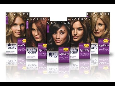 Clairol Age Defy Hair Dye Review